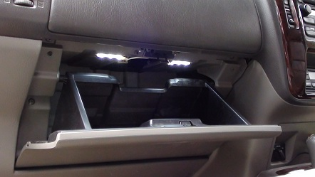 glove box light